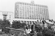 Boris Yeltsin 19 August 1991-1