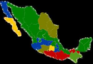 Elecciones senatoriales de México de 1994 CNS