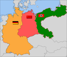 German Re-Unification War-1