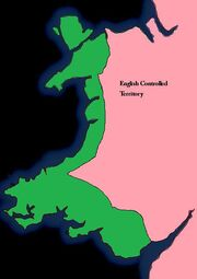 Wales end of 1776