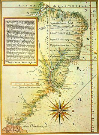 Колониальная Бразилия