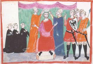 Коронация Эдмунда I