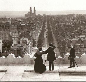 Обзор на Париж