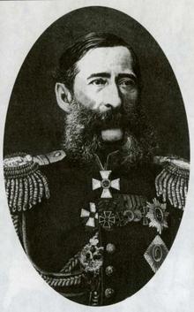Фотография Лорис-Меликова, 1887 год