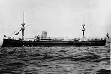Crucero presidente pinto