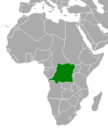 Location of the Congo (Myomi)