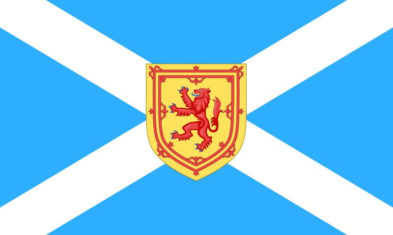 Image New Scotland Flag Jpg Alternative History
