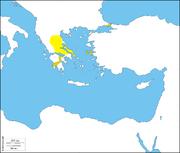 Theban Hegemony 362 BC (Guardians)