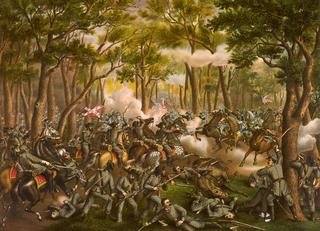Битва в Лесной Глуши