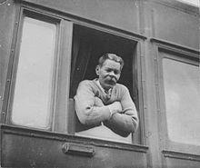 Возвращение Горького в Россию
