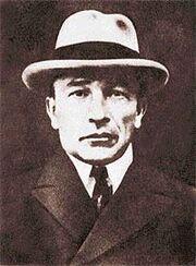 Савинков в 1920х годах