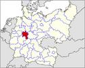 CV Map of Electoral Hesse 1945-1991