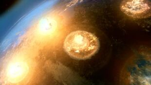Horizon-explodes