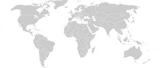 Mapa Político (Mundo Canídeo)