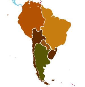 Plan for South America (Avaro)