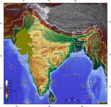 SM Parsi Empire Map