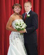 Свадьба Владимира Путина и Ангелы Меркель