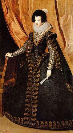 270px-Isabel de Borbón, by Diego Velázquez