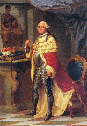 Carl Theodor by Brandt 1781