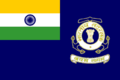 Indian Coast Guard flag.png