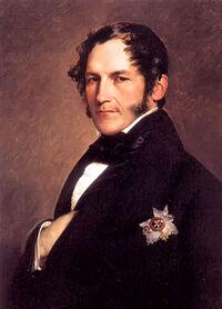 Leopold I by Franz Winterhalter