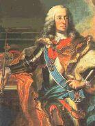 Portrait of Charles VII, Holy Roman Emperor (by George Desmarées)