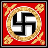 Standarte Reichspresident
