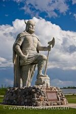 Viking-statue 38971