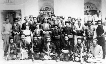 Персидские повстанцы