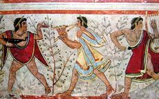 Etruscan Painting 1