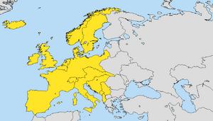 Locación Europa Occidental-GIA