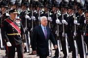 McCain in Norway