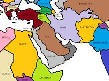 Middle East (Fidem Pacis)