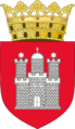 Lesser coat of arms of Hamburg (IM).png