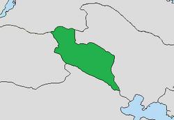 Mapa Mengjiang GIA
