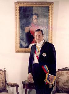 Rafael Caldera 1969