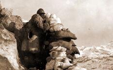 Итальянские войска в горах