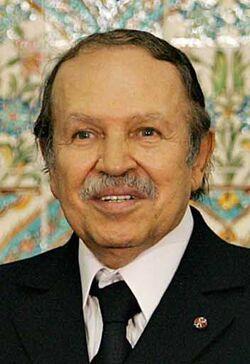 Bouteflika (Algiers, Feb 2006)