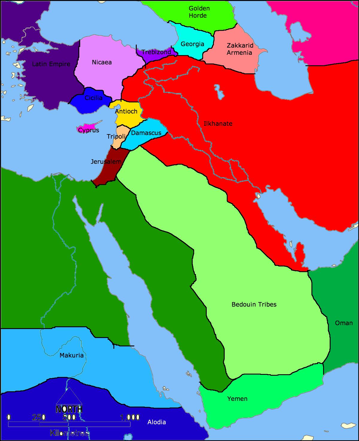 List of Nations (Deus Vult)   Alternative History   FANDOM powered