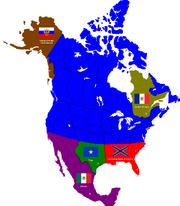 FSA map