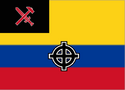 Fontenist State of New Granada Flag.png