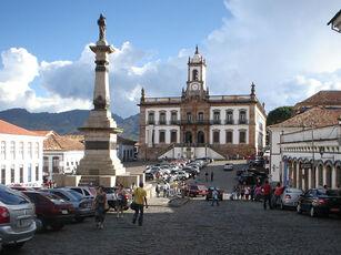 Ouro-Preto-Igreja