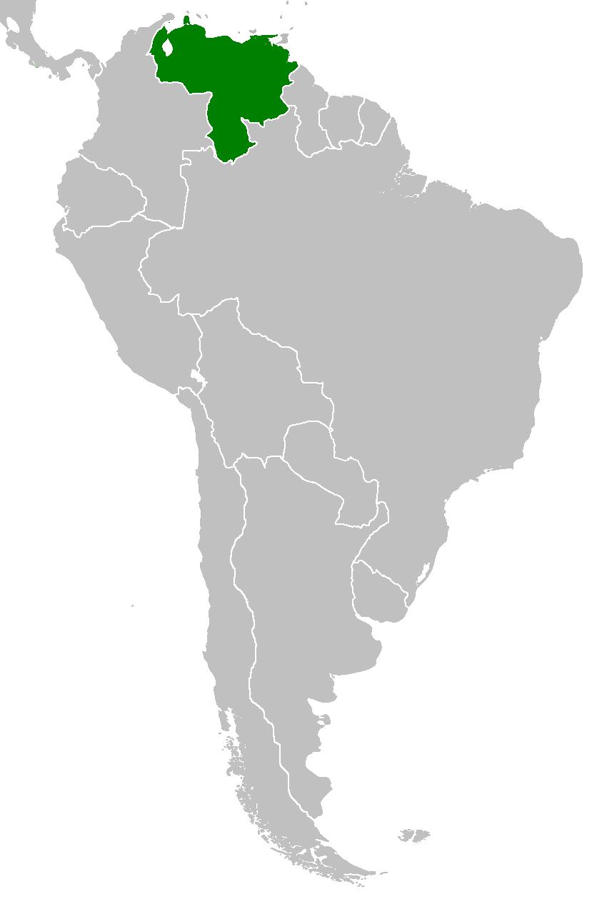 Image Venezuela Map CWpng Alternative History FANDOM - Venezuela map