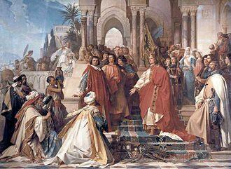 Генрих VI и шейхи