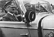 Гитлер в Австрии. 1938