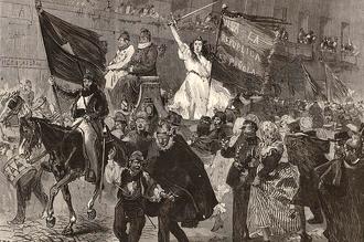 Испанская революция