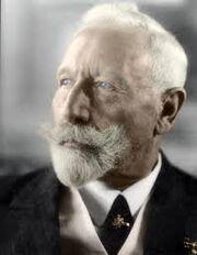 Guillermo II EN 1946