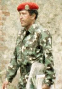 Hugo Chávez 1992