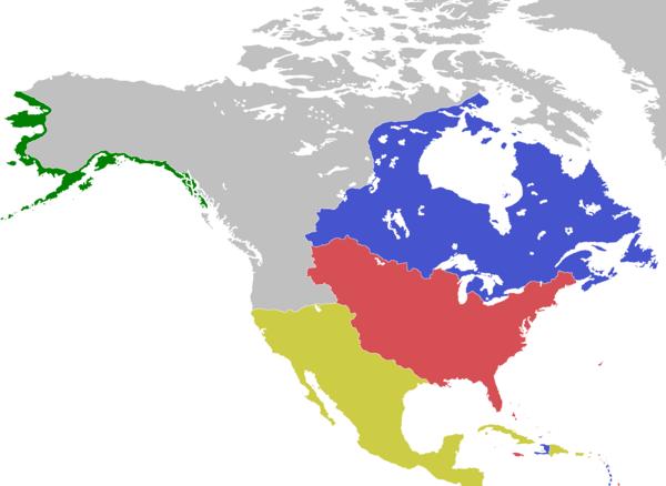 North America-1792