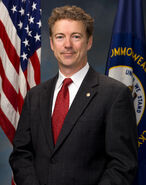 Rand Paul, official portrait, 112th Congress alternate